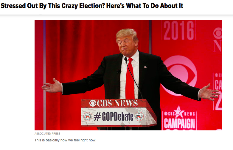 Huffington Post March 2016