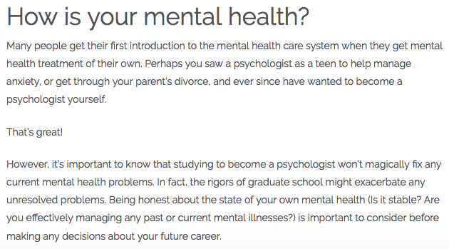 Want to Become a Psychologist? – Dr  Stephanie Smith