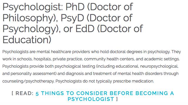 Dr  Stephanie Smith – Psychologist